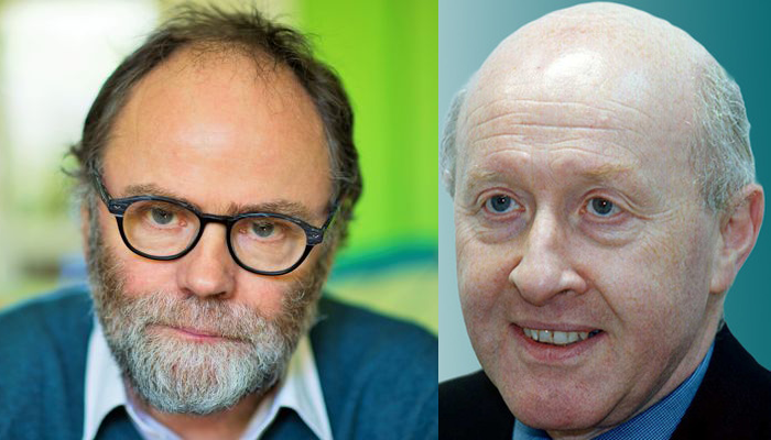 The Making of History with Brian Feeney and Malachi O'Doherty