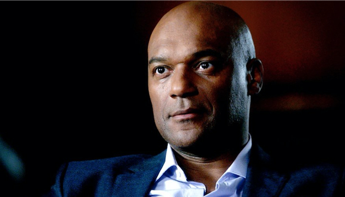 COLIN SALMON: TEXTS FOR NOTHING :  2018 BECKETT READER IN RESIDENCE