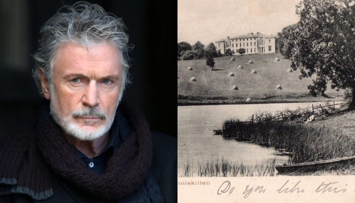 THE PORTORA READINGS WITH PATRICK BERGIN