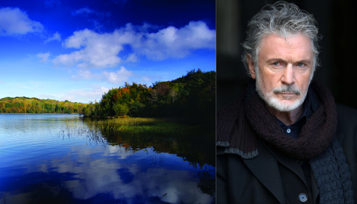 The Last Krapp: a reading among the reeds with Patrick Bergin