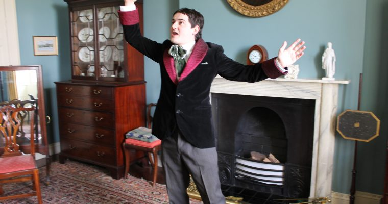 WILDETHEATRE: AT HOME WITH OSCAR WILDE