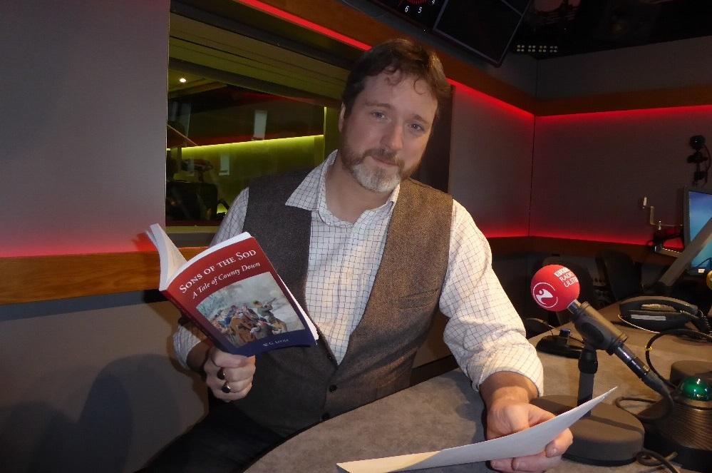 The Northern Literary Lands Interview: Darren Gibson